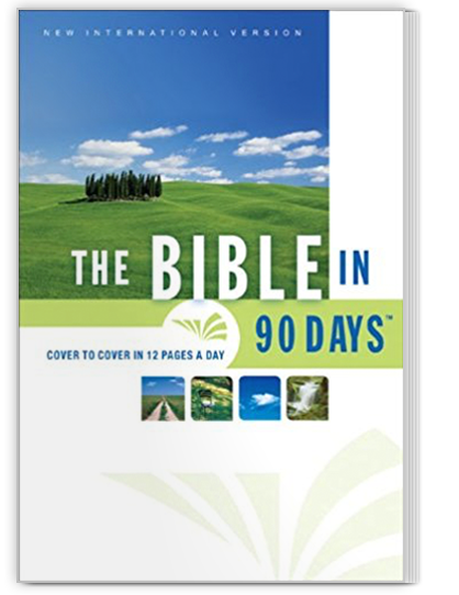 Bible 90 Day Challenge