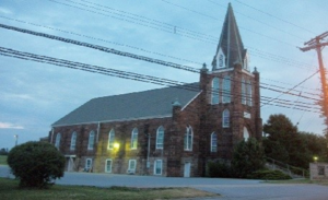 Zion's/St. John's (Reed's) Lutheran Church