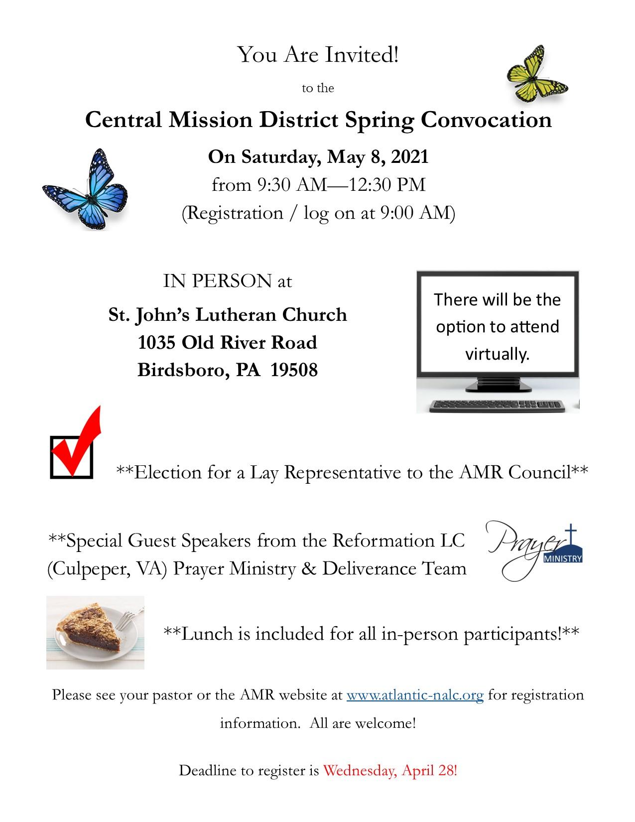 CMD Registration